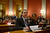 Denver, CO. - January 23: Senator Pat Steadman, D-Denver, gives testimony to the Senate Judiciary Committee with Senator Lucia Guzman D-Denver on Senate Bill 11that they are putting forward at the Denver State Capitol. The bill would allow gay couples to form civil unions.  Denver, Colorado January 23, 2013. (Photo By Joe Amon / The Denver Post)