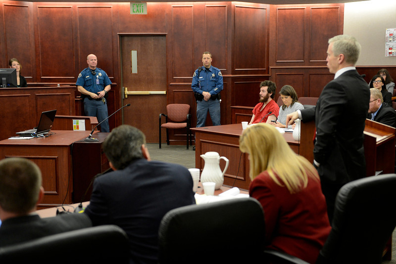 Theater Shooting Hearing