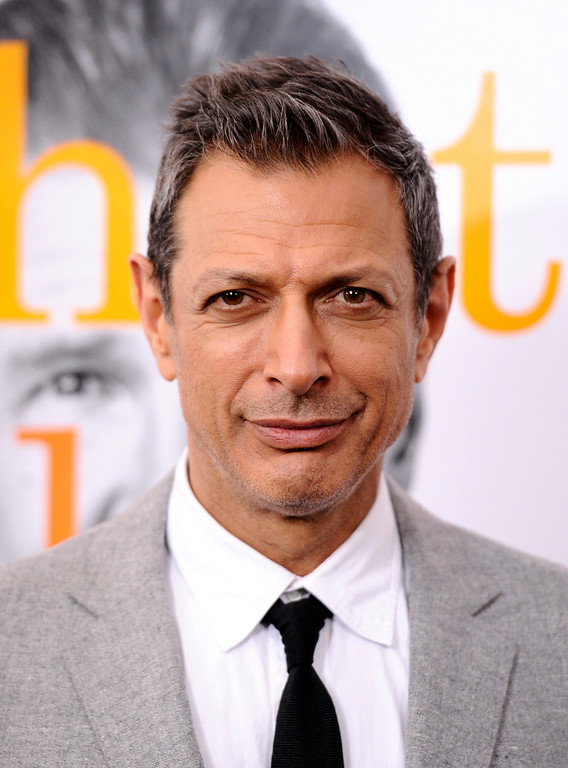 Description of . In this Nov. 7, 2010 file photo, Jeff Goldblum attends the premiere of
