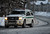 A patrol vehicle returns to the command post near Bear Mountain Resort at the start of day four in the search for fugitive ex-cop Christopher Dorner in Big Bear on Sunday, Feb. 10, 2013. (Rachel Luna / Staff Photographer)
