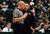 Fort COLLINS, CO. - FEBRUARY 23: CSU coach Larry Eustachy talks with an official during second half action at Moby Arena in Fort Collin, CO February  24, 2013. The Colorado State Rams mens basketball team lost to the New Mexico Lobos, 82-91. (Photo By Craig F. Walker/The Denver Post)