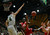 Fort COLLINS, CO. - FEBRUARY 23: New Mexico Tony Snell drives to the basket against CSU Pierce Hornung and Greg Smith during first half action at Moby Arena in Fort Collin, CO February  24, 2013. The Colorado State Rams lost to the New Mexico Lobos 91-82. (Photo By Craig F. Walker/The Denver Post)
