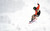 VAIL, CO. - MARCH 1: Dracy Sharpe from Canada is in action during the men's slopestyle final of Burton U.S. Open. March 1, 2013. Vail, Colorado. (Photo By Hyoung Chang/The Denver Post)