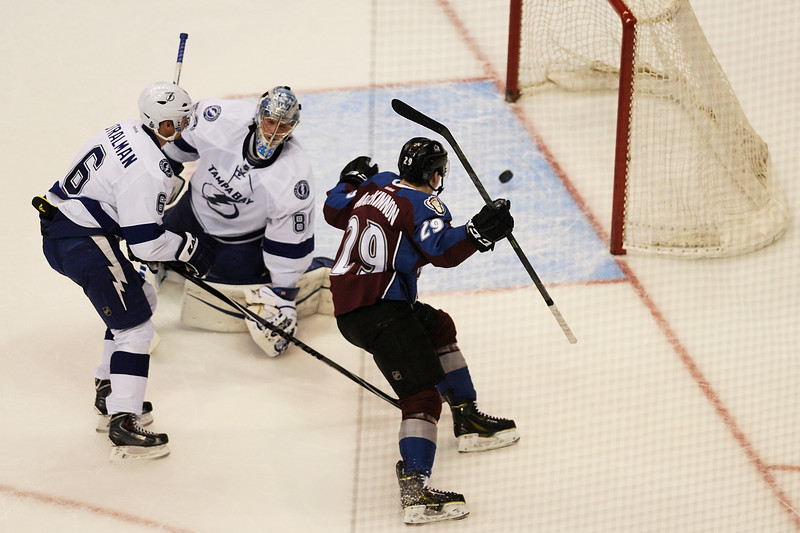 Nate And Nate Make Headlines In Avs' 5-4 Victory Over Tampa Bay