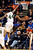 Boise State guard Derrick Marks (2) scores against Colorado State forward Greg Smith (44) during an NCAA college basketball game in Boise, Idaho, Saturday, March 2, 2013.  (AP Photo/Darin Oswald)