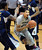 Andre Roberson of CU drives on Richard Solomon of Cal during the second half of the January 27th, 2013 game in Boulder.