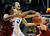 University of Colorado's Arielle Roberson gets fouled by Amber Orrange, left, during a game against Stanford on Friday, Jan. 4, at the Coors Event Center on the CU campus in Boulder.    Jeremy Papasso/Camera