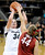 University of Colorado's Jen Reese takes a shot over Joslyn Tinkle during a game against Stanford on Friday, Jan. 4, at the Coors Event Center on the CU campus in Boulder.    Jeremy Papasso/Camera