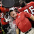 Louisiana-Lafayette head coach Mark Hudspeth is doused after defeating East Carolina in the New Orleans Bowl NCAA college football game in New Orleans on Saturday, Dec. 22, 2012. Louisiana-Lafayette defeated East Carolina 43-34. (AP Photo/Dave Martin)