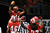 Javone Lawson #4 of the Louisiana-Lafayette Ragin Cajuns celebrates after scoring a touchdown against the East Carolina Pirates during the R+L Carriers New Orleans Bow at the Mercedes-Benz Superdome on December 22, 2012 in New Orleans, Louisiana.  (Photo by Chris Graythen/Getty Images)
