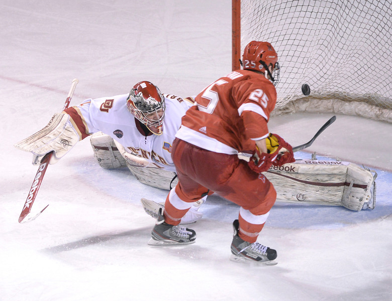 NCHC: Pioneers Slip On Home Ice Before The Playoffs