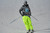 ASPEN, CO - January 26: Bobby Brown gets up after sliding down the hill during the men's Ski Big Air Finals after wiping out at Winter X Games Aspen 2013 at Buttermilk Mountain on Jan. 26, 2013, in Aspen, Colorado. Brown, last year's gold medalist, finished fourth. (Photo by Daniel Petty/The Denver Post)