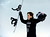 ASPEN, CO - JANUARY 27: Shaun White celebrates after winning the men's superpipe final at Winter X Games Aspen 2013 at Buttermilk Mountain on Jan. 27, 2013, in Aspen, Colorado. (Photo by Daniel Petty/The Denver Post)
