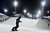 ASPEN, CO - JANUARY 27: Shaun White warms up during the men's snowboard superpipe final. X Games Aspen Buttermilk Mountain January 27, 2013. (Photo By AAron Ontiveroz/The Denver Post)