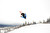 ASPEN, CO. - JANUARY 27: Nick Goepper warms up for the Ski Slopestyle Men's Final, January 27, 2013. Goepper got gold in the event at the 2013 Winter X Games at Buttermilk Mountain in Aspen. (Photo By RJ Sangosti / The Denver Post)