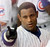 SAMMY SOSA -- Chicago Cubs slugger Sammy Sosa flashes a victory sign as he steps into the dugout after hitting his 62nd home run of the season in Chicago on Sept. 13, 1998. The run made Sosa tied with Mark McGwire in the race to set a new single-season home run record. (AP Photo/Beth A. Keiser)