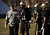 BOULDER, CO- MARCH 7 :  Head coach Mike MacIntyre talks to players during practice. The Colorado Buffaloes football team hit the practice field for the first time this season with new head coach Mike MacIntyre in Boulder, CO on March 7, 2013. (Photo By Helen H. Richardson/ The Denver Post)