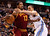 Tristan Thompson #13 of the Cleveland Cavaliers drives in the first half against JaVale McGee #34 of the Denver Nuggets at Pepsi Center on January 11, 2013 in Denver, Colorado. (Photo by Chris Chambers/Getty Images)