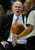 Denver coach George Karl directed his attention towards an official in the second half. The Minnesota Timberwolves took a bite out of the Denver Nuggets winning 101-97 at the Pepsi Center Thursday night, January 3, 2013. Karl Gehring/The Denver Post