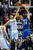 Denver forward Danilo Gallinari (8) tried to block a shot from Wolves center Nikola Pekovic (14) in the second half. The Minnesota Timberwolves took a bite out of the Denver Nuggets winning 101-97 at the Pepsi Center Thursday night, January 3, 2013. Karl Gehring/The Denver Post