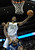 Denver forward Kennth Faried (35) climbed over Wolves center Nikola Pekovic (14) for a shot in the second half. The Minnesota Timberwolves took a bite out of the Denver Nuggets winning 101-97 at the Pepsi Center Thursday night, January 3, 2013. Karl Gehring/The Denver Post