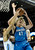 Wolves forward Andrei Kirilenko (47) went to the hoop between Denver defenders JaVale McGee and Kosta Koufos in the first half. The Denver Nuggets hosted the Minnesota Timberwolves at the Pepsi Center Thursday night, January 3, 2013. Karl Gehring/The Denver Post