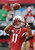 Larry Fitzgerald #11 of the Arizona Cardinals catches a pass during pregame against the Chicago Bears at University of Phoenix Stadium on December 23, 2012 in Glendale, Arizona. (Photo by Norm Hall/Getty Images)