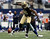 Wide receiver Marques Colston #12 of the New Orleans Saints fumbles the ball after being hit by cornerback Morris Claiborne #24 of the Dallas Cowboys at Cowboys Stadium on December 23, 2012 in Arlington, Texas. The New Orleans Saints recovered the ball and went on to kick the game winning field goal against the Dallas Cowboys in overtime.  (Photo by Tom Pennington/Getty Images)