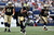Marques Colston #12 of the New Orleans Saints runs the ball past Gerald Sensabaugh #43 of the Dallas Cowboys at Cowboys Stadium on December 23, 2012 in Arlington, Texas.  (Photo by Ronald Martinez/Getty Images)