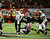 ATLANTA, GA - NOVEMBER 18:  Drew Brees #9 of the New Orleans Saints passes against the Atlanta Falcons at the Georgia Dome on November 29, 2012 in Atlanta, Georgia  (Photo by Scott Cunningham/Getty Images)
