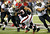 ATLANTA, GA - NOVEMBER 29:  Michael Turner #33 of the Atlanta Falcons rushes against the New Orleans Saints at Georgia Dome on November 29, 2012 in Atlanta, Georgia.  (Photo by Kevin C. Cox/Getty Images)