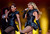 Beyonce (R) performs during half-time show of the NFL Super Bowl XLVII football game in New Orleans, Louisiana, February 3, 2013. REUTERS/Jeff Haynes