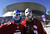 San Francisco 49ers fans pose before the start of Super Bowl XLVII between the San Francisco 49ers and the Baltimore Ravens on February 3, 2013 at the Mercedes-Benz Superdome in New Orleans.      TIMOTHY A. CLARY/AFP/Getty Images