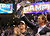 Baltimore Ravens head coach John Harbaugh (L) celebrates as team owner Steve Bisciotti holds up the Vince Lombardi Trophy after defeating the San Francisco 49ers in the NFL Super Bowl XLVII football game in New Orleans, Louisiana, February 3, 2013.  REUTERS/Sean Gardner