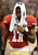 San Francisco 49ers wide receiver A.J. Jenkins (17) walks off the field after losing 34-31 to the Baltimore Ravens in the NFL Super Bowl XLVII football game, Sunday, Feb. 3, 2013, in New Orleans. (AP Photo/Mark Humphrey)