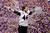 Morgan Cox #46 of the Baltimore Ravens celebrates after defeating the San Francisco 49ers during Super Bowl XLVII at the Mercedes-Benz Superdome on February 3, 2013 in New Orleans, Louisiana.  (Photo by Al Bello/Getty Images)