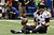 Baltimore Ravens quarterback Joe Flacco (5)  sits on the field after being sacked by San Francisco 49ers' Ahmad Brooks during the second half of the NFL Super Bowl XLVII football game, Sunday, Feb. 3, 2013, in New Orleans. (AP Photo/Julio Cortez)