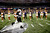 Ray Lewis #52 of the Baltimore Ravens runs onto the field prior to Super Bowl XLVII against the San Francisco 49ers at the Mercedes-Benz Superdome on February 3, 2013 in New Orleans, Louisiana.  (Photo by Chris Graythen/Getty Images)