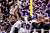 Ed Reed #20 of the Baltimore Ravens holds up the Vince Lombardi Trophy following their 34-31 win against the San Francisco 49ers during Super Bowl XLVII at the Mercedes-Benz Superdome on February 3, 2013 in New Orleans, Louisiana.  (Photo by Jamie Squire/Getty Images)