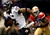 Jacoby Jones #12 of the Baltimore Ravens runs with the ball for a 56 yard touchdown against the San Francisco 49ers in the second quarter during Super Bowl XLVII at the Mercedes-Benz Superdome on February 3, 2013 in New Orleans, Louisiana.  (Photo by Chris Graythen/Getty Images)