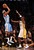 Corey Brewer #13 of the Denver Nuggets shoots over Jodie Meeks #20 of the Los Angeles Lakers at Staples Center on January 6, 2013 in Los Angeles, California.   (Photo by Stephen Dunn/Getty Images)