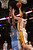 Pau Gasol #16 of the Los Angeles Lakers shoots over Kenneth Faried #35 of the Denver Nuggets at Staples Center on January 6, 2013 in Los Angeles, California.   (Photo by Stephen Dunn/Getty Images)