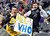 DENVER, CO. - MARCH 13: Denver Nuggets fans hold up their sign against the New York Knicks March 13,  2013 at Pepsi Center. (Photo By John Leyba/The Denver Post)
