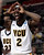 VCU Rams Briante Weber celebrates a three point shot by his teammate against the Akron Zips during the second half of their second round NCAA tournament basketball game in Auburn Hills, Michigan March 21, 2013. REUTERS/Jeff Kowalsky