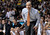 VCU Rams head coach Shaka Smart looks on as they play the Akron Zips during the first half of their second round NCAA tournament basketball game in Auburn Hills, Michigan March 21, 2013.  REUTERS/ Jeff Kowalsky