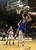 BOULDER, CO. - MARCH 15: A miss by Broomfield forward Alec McLain (22) in the last minute gave Valor a chance to win. The Valor Christian High School boy's basketball team stunned Broomfield 75-74 Friday night, March 15, 2013 at the Coors Events Center in Boulder.  (Photo By Karl Gehring/The Denver Post)