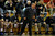GREENWOOD VILLAGE, CO. - FEBRUARY 13: Cherry Creek head coach Mike Brookhart shouts instructions to his team in the first half Wednesday night at Cherry Creek High School. (Photo by Steve Nehf, The Denver Post)