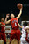 DENVER, CO. - MARCH 08: Maurice Perez #4 of Eaglecrest High School controls the rebound during 5A state quarter final game against Regis High School at Denver Coliseum. March 8, 2013. Denver, Colorado. Eaglecrest won 64-57. (Photo By Hyoung Chang/The Denver Post)