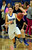 PARKER, CO. - FEBRUARY 15: Legend guard Shelby Stovall (35) transitioned back to offense in the first half. The Legend High School girls's basketball team hosted Highlands Ranch Friday night, February 15, 2013. (Photo By Karl Gehring/The Denver Post)