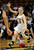 BOULDER, CO. - MARCH 16: Jaguars senior guard Laura Tyree (23) controlled the ball in the second half. The Pueblo South High School girl's basketball team defeated D'Evelyn 66-42 in the 4A championship game Saturday, March 16, 2013 at the Coors Events Center in Boulder.  (Photo By Karl Gehring/The Denver Post)